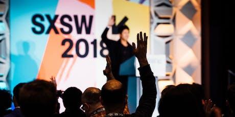 Devenez speaker sur le festival de l'innovation SXSW 2020 ! billets