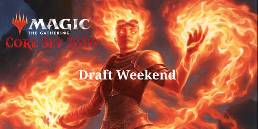MTG Core Set 2020 Draft Weekend @ HobbyTown Lincoln North