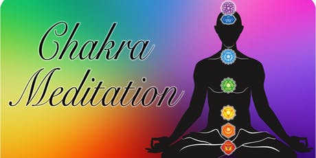 Divine Guidance: Chakra Meditation and Reiki Healing tickets