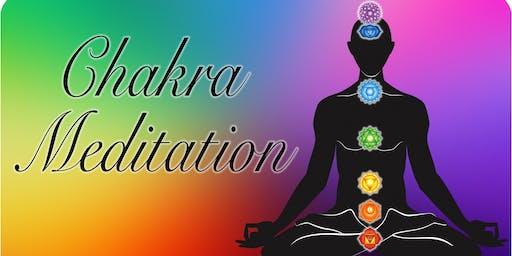 Divine Guidance: Chakra Meditation and Reiki Healing