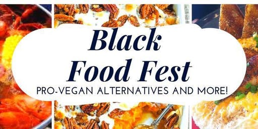 Black Food Festival