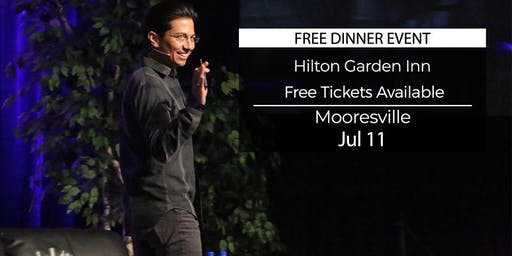 (FREE) Millionaire Success Habits revealed in Mooresville by Dean Graziosi