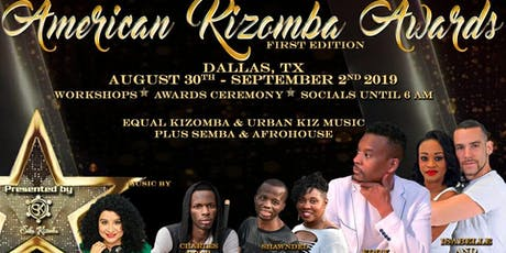 American Kizomba Awards - 1st Edition tickets