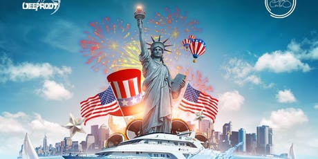 Pre-July 4th Independence Day Weekend Yacht Party 7/3 tickets