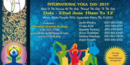 India Association - International Yoga day
