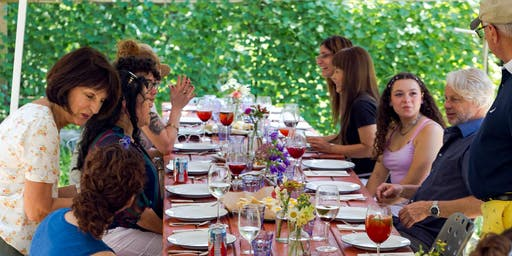 """""""OIMBY"""" Summer Sunday Brunch Series with Monica Pope & Friends"""
