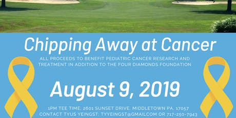 Chipping Away at Cancer Golf Tournament tickets