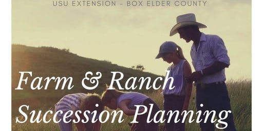 Farm and Ranch Succession Planning