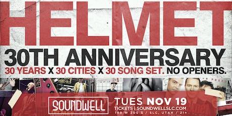 Helmet - 30th Anniversary Tour tickets