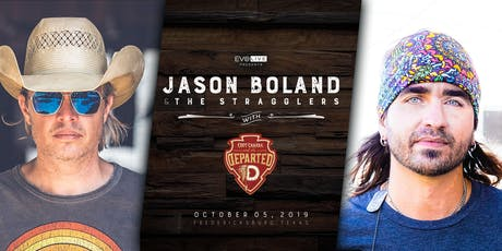 Jason Boland & The Stragglers with Cody Canada & The Departed tickets
