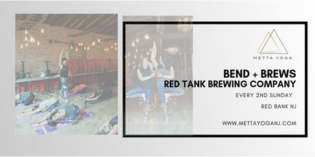 Bend + Brews at Red Tank Brewing Company tickets