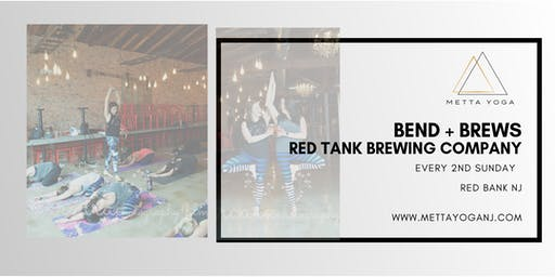 YOGA :Bend + Brews at Red Tank Brewing Company