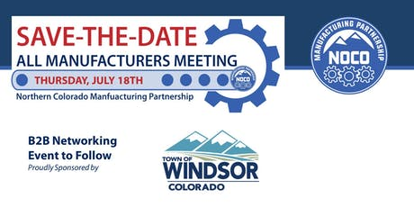 NOCO All Manufacturers Meeting July tickets