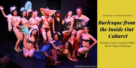 Burlesque from the Inside Out Cabaret :: 5 Year Anniversary! ~ July 21st tickets