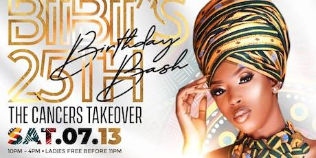 BiiBii's 25th !!!! tickets