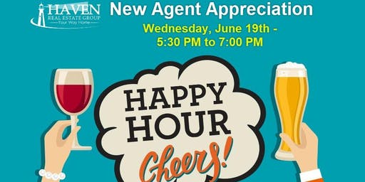 Happy Hour Social for New Agents