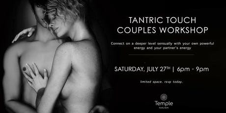Tantric Touch for Couples Workshop tickets