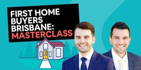 First Home Buyers Workshop [Brisbane]  tickets