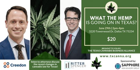What The Hemp Is Going On In Texas?! tickets