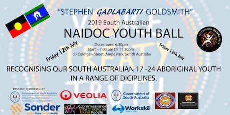 2019 SA NAIDOC Youth Awards Ball  tickets