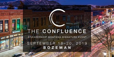 The Confluence - A Leadership Montana Signature Event