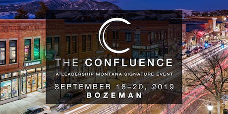 The Confluence - A Leadership Montana Signature Event tickets
