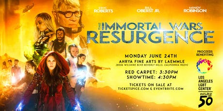 The Immortal Wars: Resurgence Premiere - Los Angeles tickets