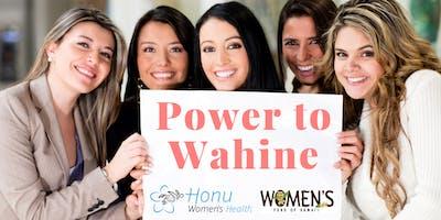 Power to Wahine Mixer