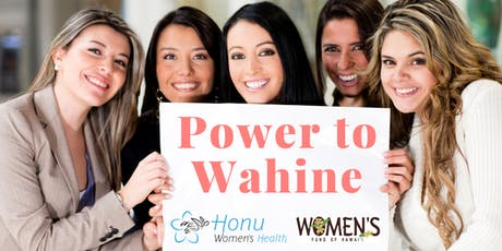 Power to Wahine Mixer tickets
