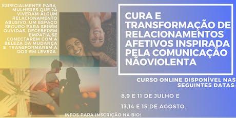 Cura e transformação de relações pela Comunicação Nãoviolenta, para mulheres biglietti