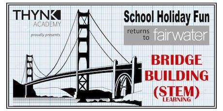 Bridge Building (STEM) Workshop tickets