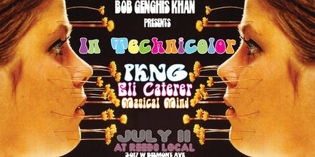 Bob Genghis Khan / Eli Caterer / PKNG / Magical Mind @REEDS LOCAL tickets
