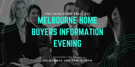 Free Information Evening For Melbourne Home Buyers In 2019