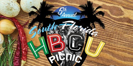 South Florida HBCU Picnic - 5th Annual entradas