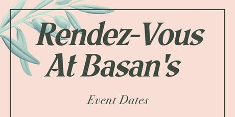 Rendez-Vous At Basan's tickets