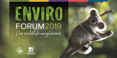 EnviroForum: Our wildlife neighbours tickets