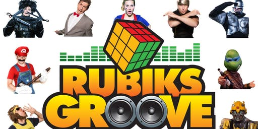 "The Rubiks Groove ""Totally"" 80' & 90's Experience Live at Spinelli's"
