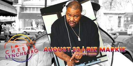 BIZ MARKIE + That 80's Show - CHEERS LYNCHBURG tickets