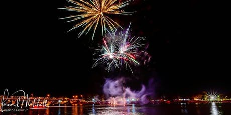 Shoalhaven River Festival - Fireworks Canapes & Cocktails tickets