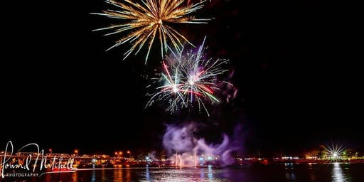 Shoalhaven River Festival - Fireworks Canapes & Cocktails