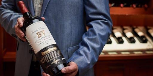 BLT Prime Doral Wine Dinner with Beaulieu Vineyard