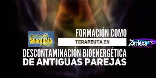 FORMACIÓN : Descontaminación Bioenergética de antiguas Parejas Sexuales.
