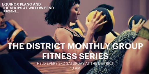 EQUINOX + THE DISTRICT: The Cut
