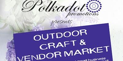 Outdoor Craft & Vendor Market