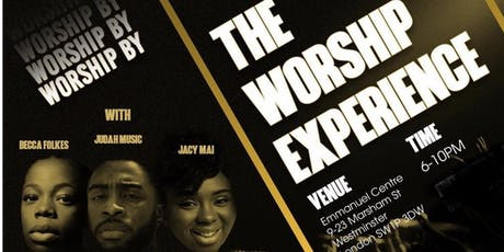 The Worship Experience tickets