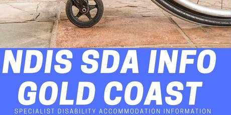 Finding Happy Homes for People with Disabilities - Gold Coast tickets