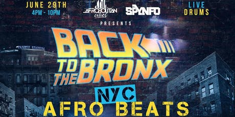 Back to the Bronx | Uptown Afrobeats Block Party!  tickets