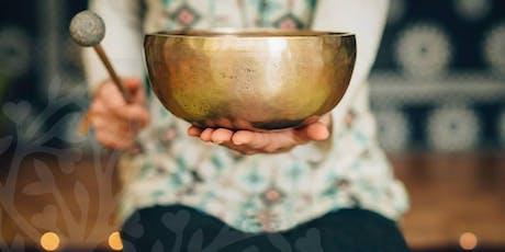 Meditacion y Armonizacion con Cuencos Tibetanos entradas