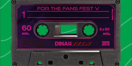 For The Fans Fest 5 tickets