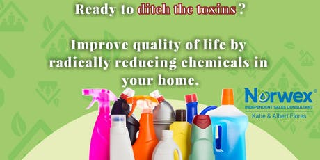 Hyde Park - Ditch the toxins, create your own safe haven! tickets